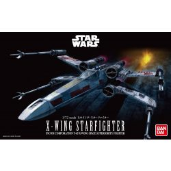 Revell Star Wars Bandai X-Wing Starfighter 1:72-es makett 1200