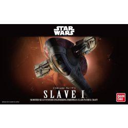 Revell Star Wars Bandai Slave I 1:144-es makett 1204