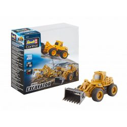 Revell Mini RC Munkagép (Mini RC Excavator ) 23494