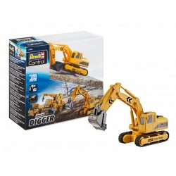 Revell Mini RC Munkagép (Mini RC Bagger) 23496
