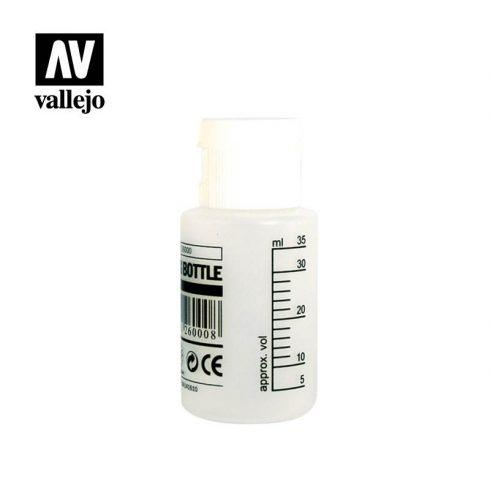 Vallejo Mixing Bottle keverőflakon 26000