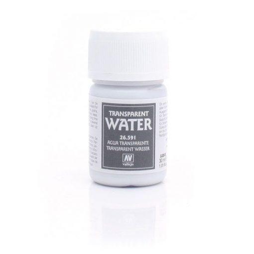 Transparent Water 30ml átlátszóra száradó vízpaszta dioráma építéshez 26591