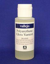 Polyurethane Gloss Varnish 60ml poliuretán fényes lakk vallejo 26650