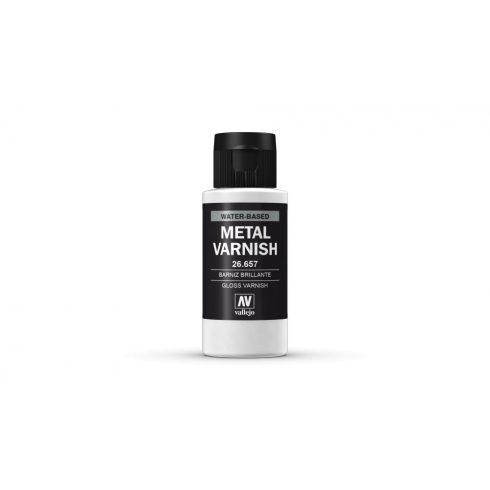 Vallejo Metal Color metal lakk 60 ml 26657