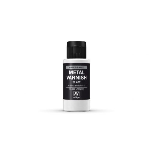 Vallejo Metal Color metal lakk 60 ml 26657