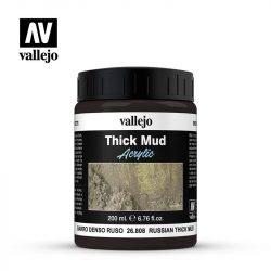 Russian Mud Weathering Effect Vallejo 26808