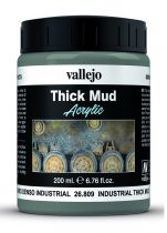 Industrial Mud Weathering Effect Vallejo 26809