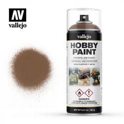 VALLEJO  Fantasy Color Primer Beasty Brown akril spray 400 ml. 28019