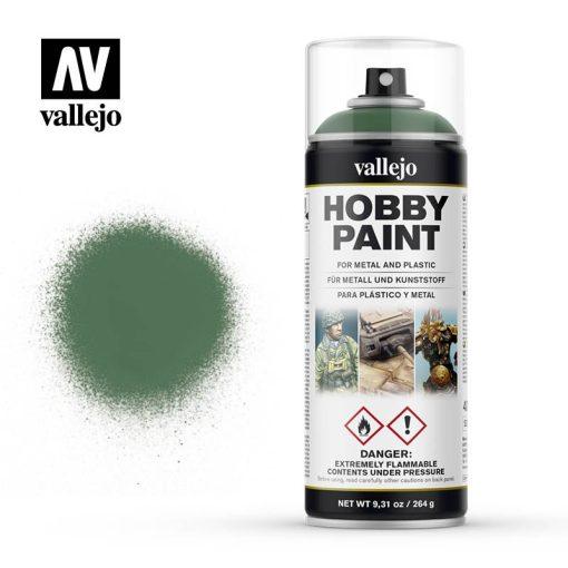 Vallejo Fantasy Color Primer Sick Green akril spray 400 ml. 28028