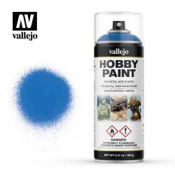 VALLEJO  Fantasy Color Primer Magic Blue akril spray 400 ml. 28030
