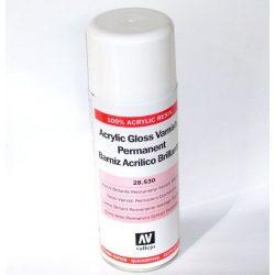 Vallejo fényes akril lakk spray 400 ml 28530