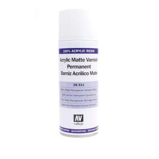 Vallejo matt akril lakk spray 400 ml 28531