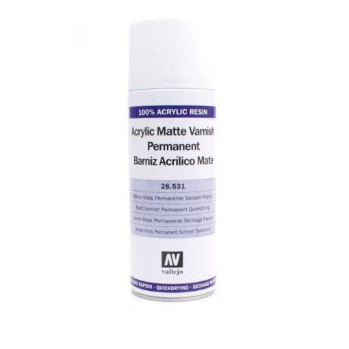 Vallejo akril matt lakk spray 400 ml 28531