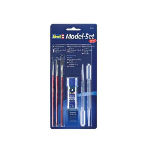 Revell - Model-Set Plus festő kellékek /6db/ 29620