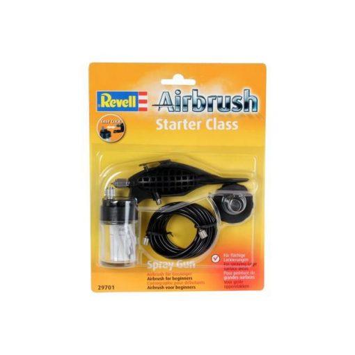 Revell Airbrush - Spray Gun Starter Class - Festékszóró kezdőknek 29701