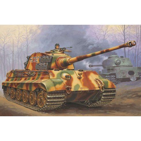 Revell Tiger II Ausf. B tank harcjármű makett 3129