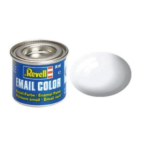 Revell WHITE GLOSS  olajbázisú (enamel) makett festék 32104