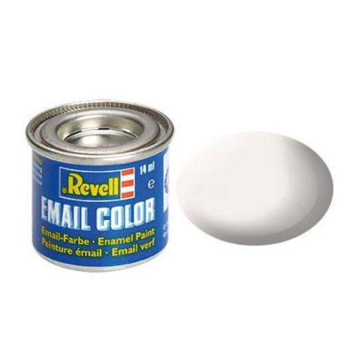 Revell WHITE MATT  olajbázisú (enamel) makett festék 32105