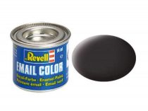 Revell Tar black matt makett festék 32106