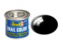 Revell Black gloss makett festék 32107