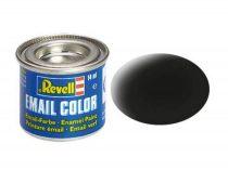 Revell Black matt makett festék 32108