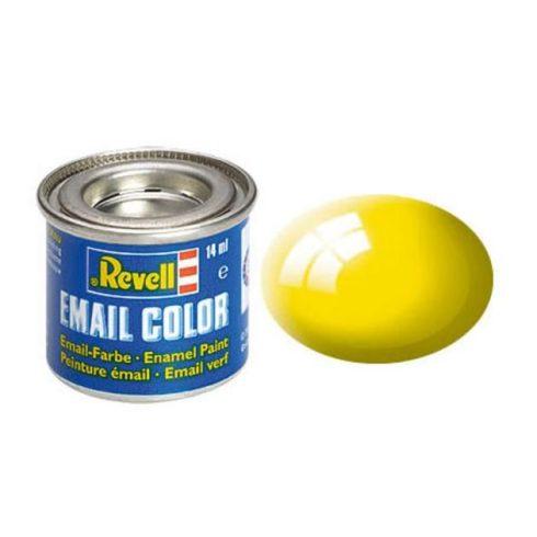 Revell YELLOW GLOSS olajbázisú (enamel) makett festék 32112