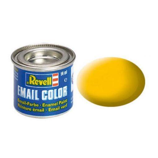 Revell YELLOW MATT olajbázisú (enamel) makett festék 32115