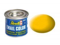 Revell luminous orange matt makett festék 32125