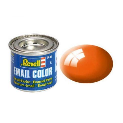 Revell ORANGE GLOSS olajbázisú (enamel) makett festék 32130