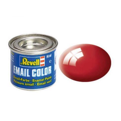 Revell FERRARI RED GLOSS olajbázisú (enamel) makett festék 32134