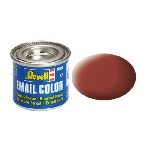 Revell REDDISH BROWN MATT olajbázisú (enamel) makett festék 32137