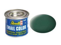 Dark green matt makett festék Revell 32139