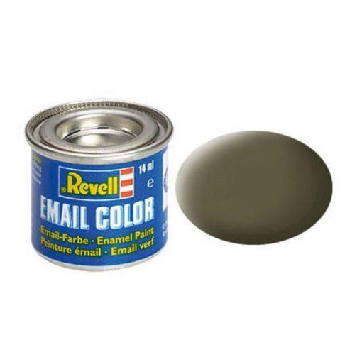 Revell NATO OLIVE MATT olajbázisú (enamel) makett festék 32146