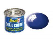 Ultramarine-blue gloss makett festék Revell 32151