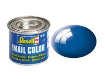 Blue gloss makett festék Revell 32152