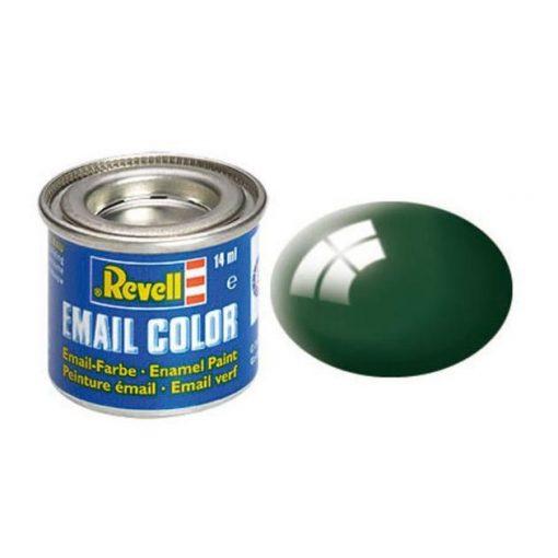 Revell SEA GREEN GLOSS olajbázisú (enamel) makett festék 32162