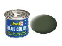 Bronze green matt makett festék Revell 32165