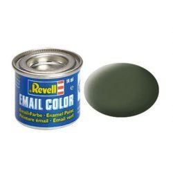 REVELL BRONZE GREEN MATT olajbázisú (enamel) makett festék 32165