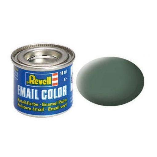 Revell GREENISH GREY MATT olajbázisú (enamel) makett festék 32167