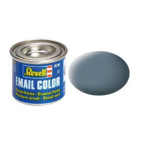 Revell GREYISH BLUE MATT olajbázisú (enamel) makett festék 32179