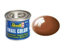 Mud brown gloss makett festék Revell 32180