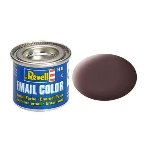 Revell LEATHER BROWN olajbázisú (enamel) makett festék 32184