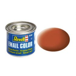 REVELL BROWN MATT olajbázisú (enamel) makett festék 32185