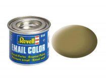 Olive brown matt makett festék Revell 32186