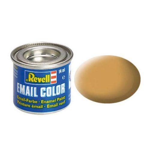 Revell OCHRE BROWN MATT olajbázisú (enamel) makett festék 32188