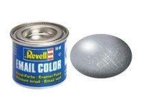 Steel metallic makett festék Revell 32191