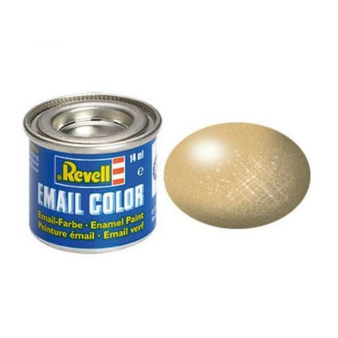 Revell GOLD METALLIC olajbázisú (enamel) makett festék 32194