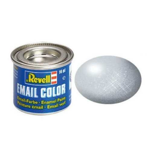 Revell ALUMINIUM METALLIC olajbázisú (enamel) makett festék 32199