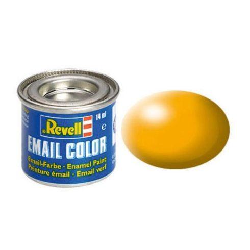 Revell YELLOW SILK olajbázisú (enamel) makett festék 32310