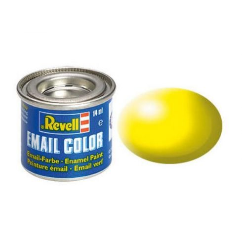 Revell LUMINOUS YELLOW SILK olajbázisú (enamel) makett festék 32312